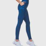 Дамски супер-стягащ спортен клин с висока талия MARLENE